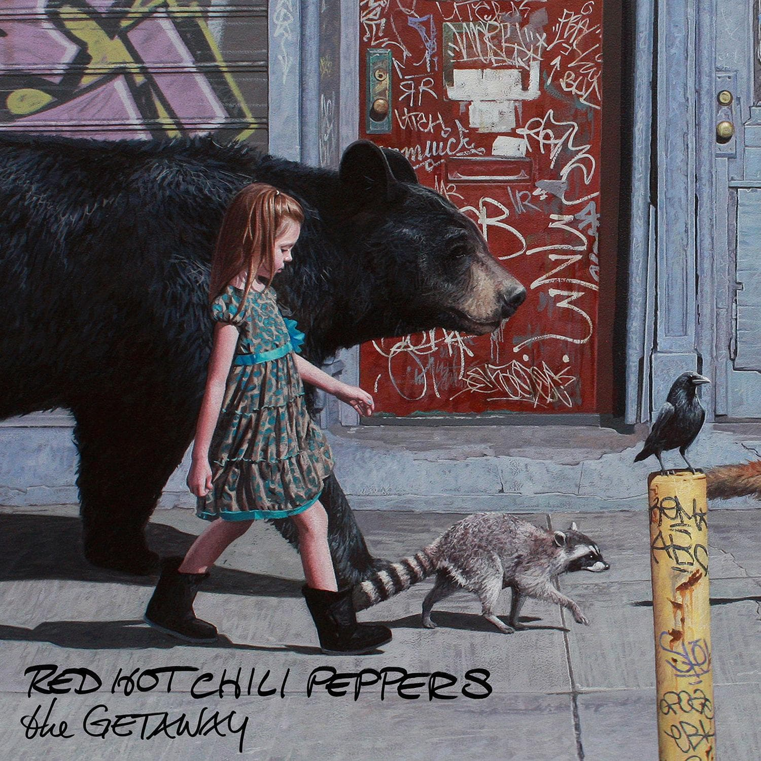 Red Hot Chili Peppers High