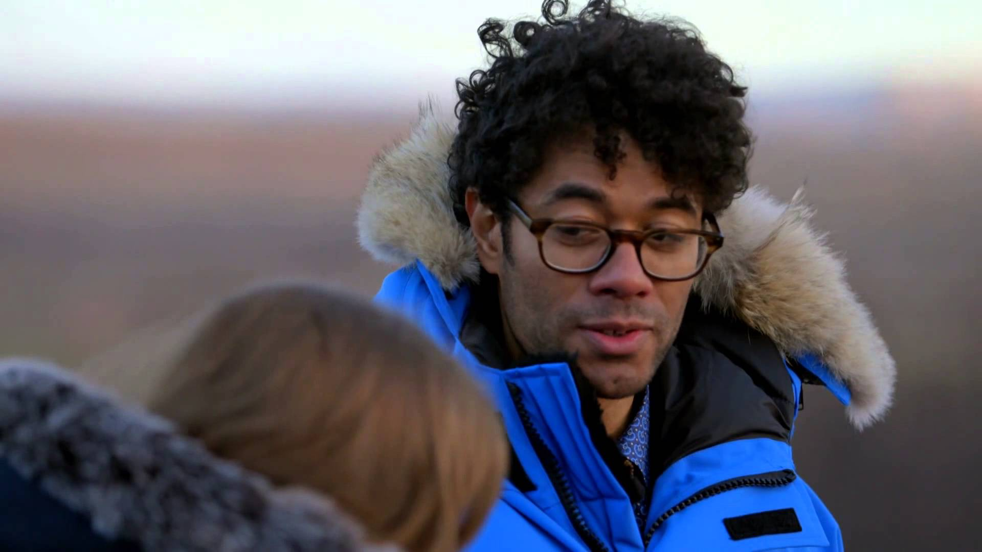 Richard Ayoade High