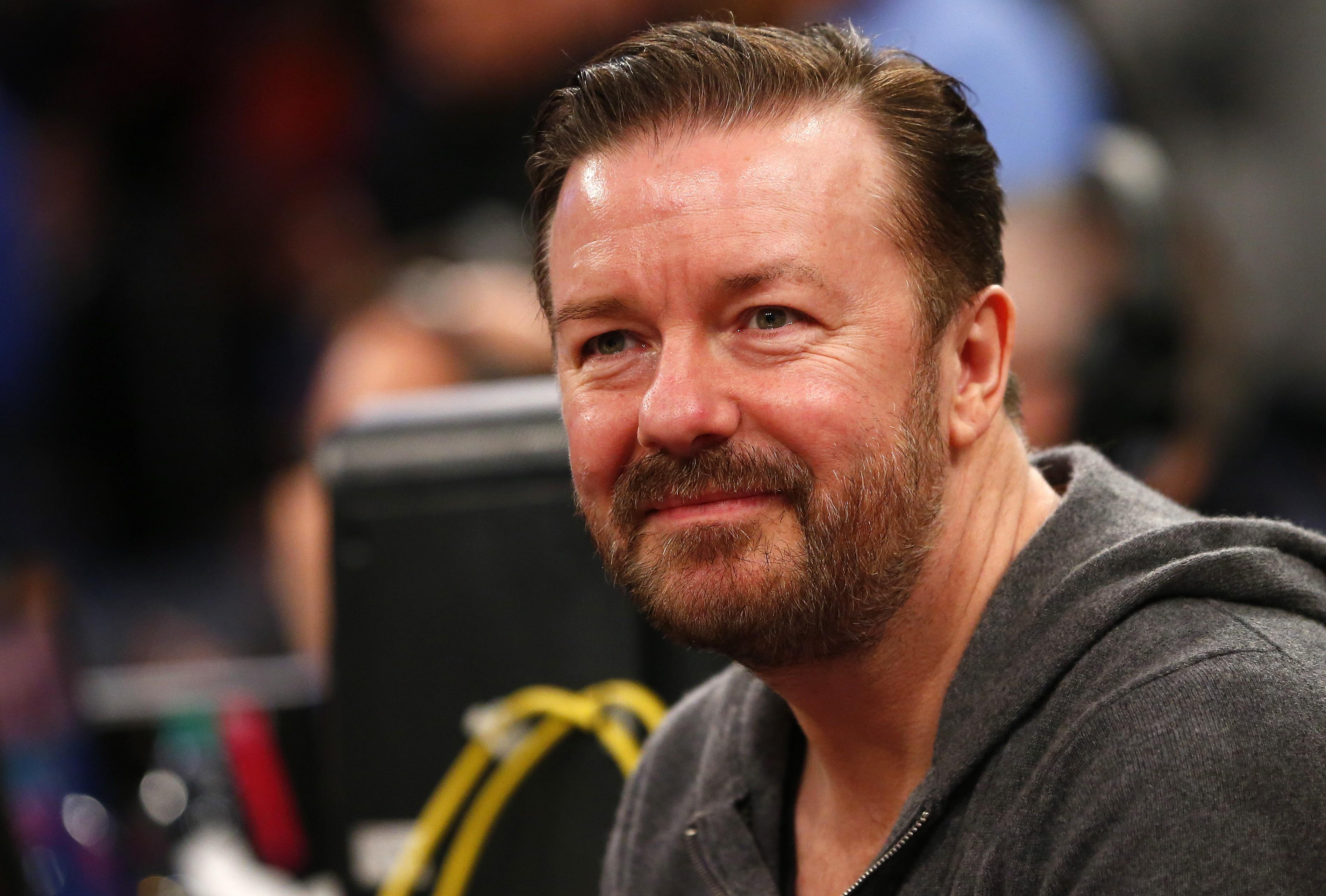 Ricky Gervais High