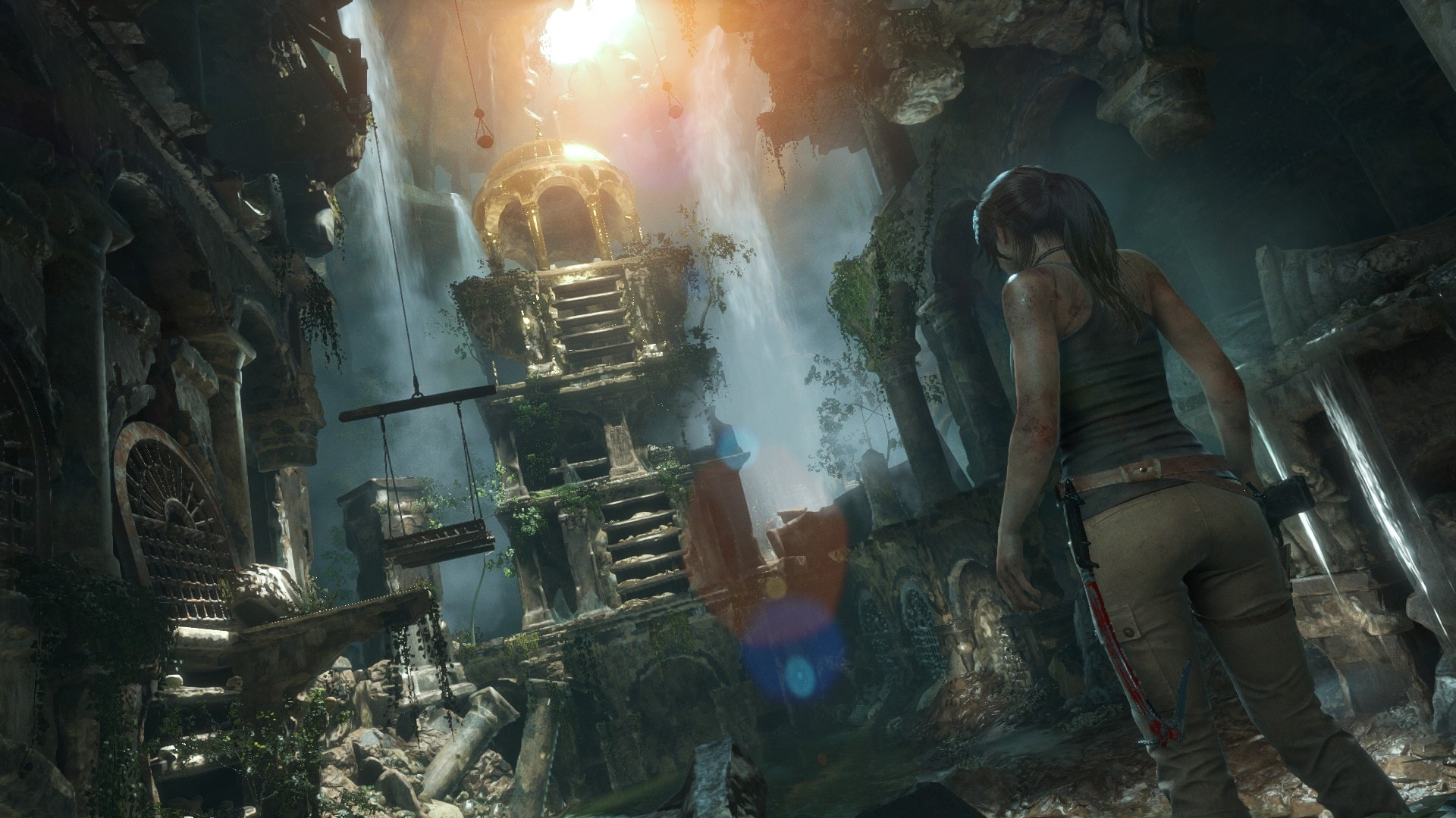 Rise of the Tomb Raider High