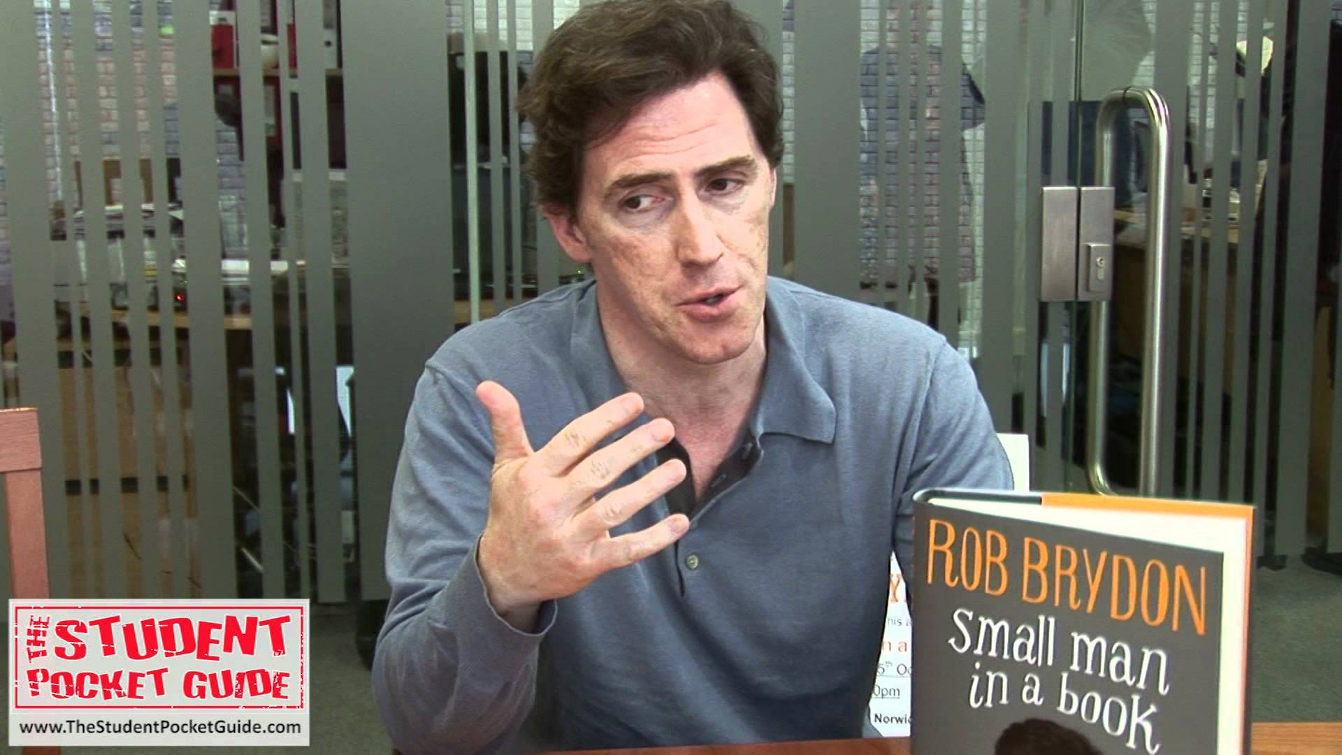 Rob Brydon High