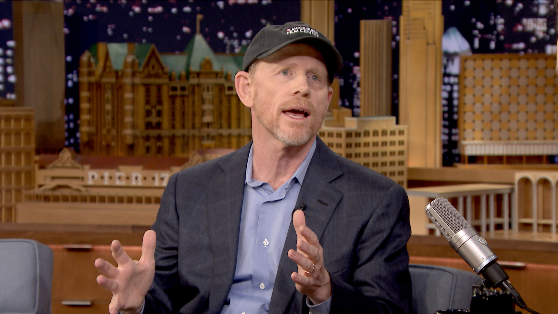Ron Howard High