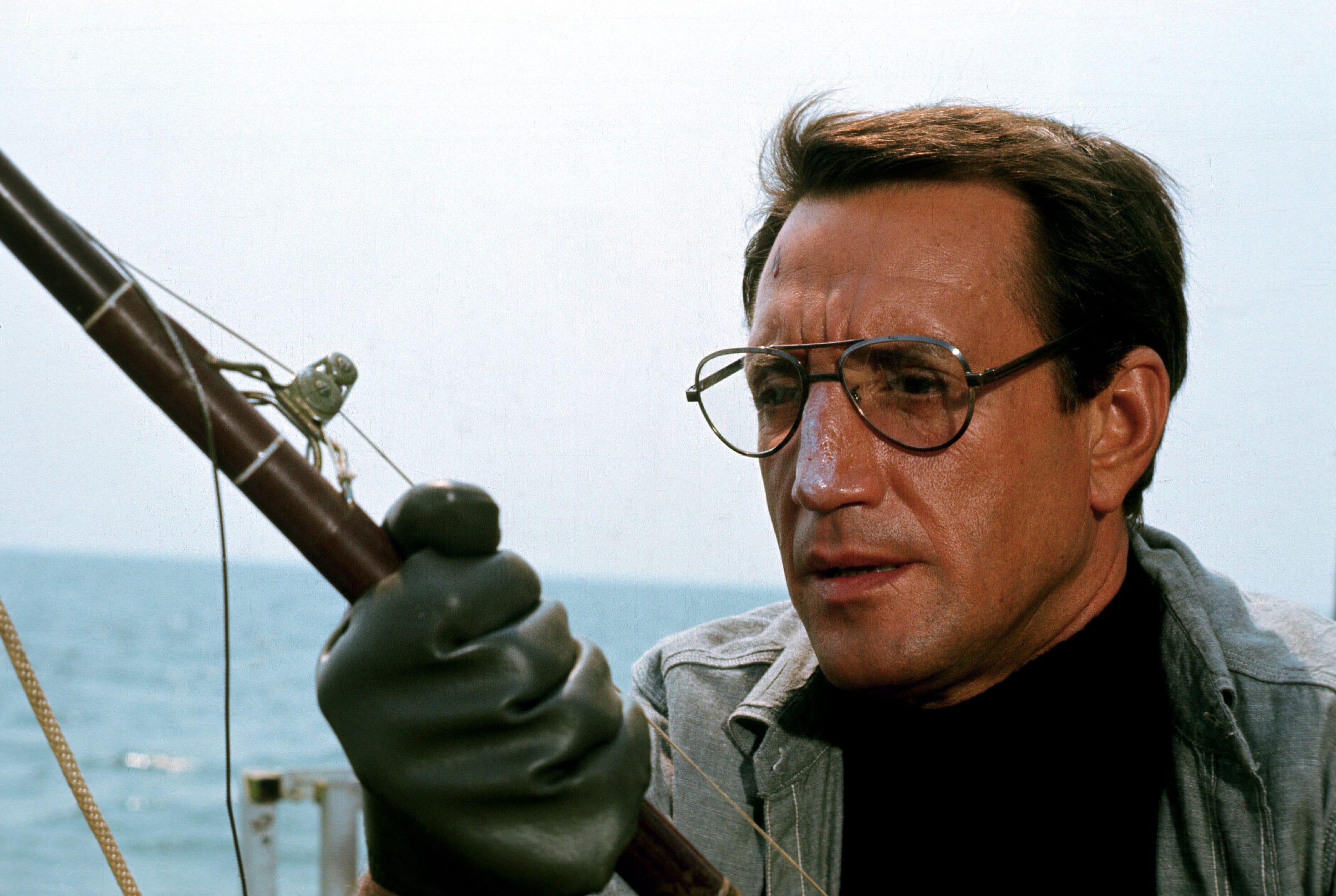 Roy Scheider High