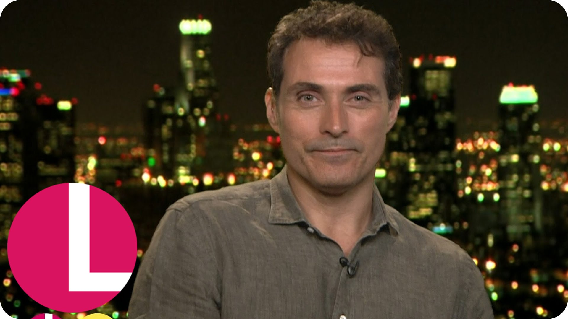 Rufus Sewell High
