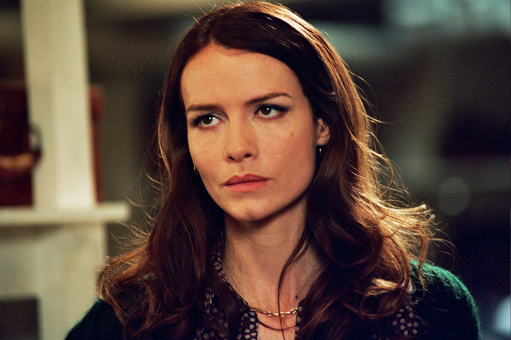 Saffron Burrows High