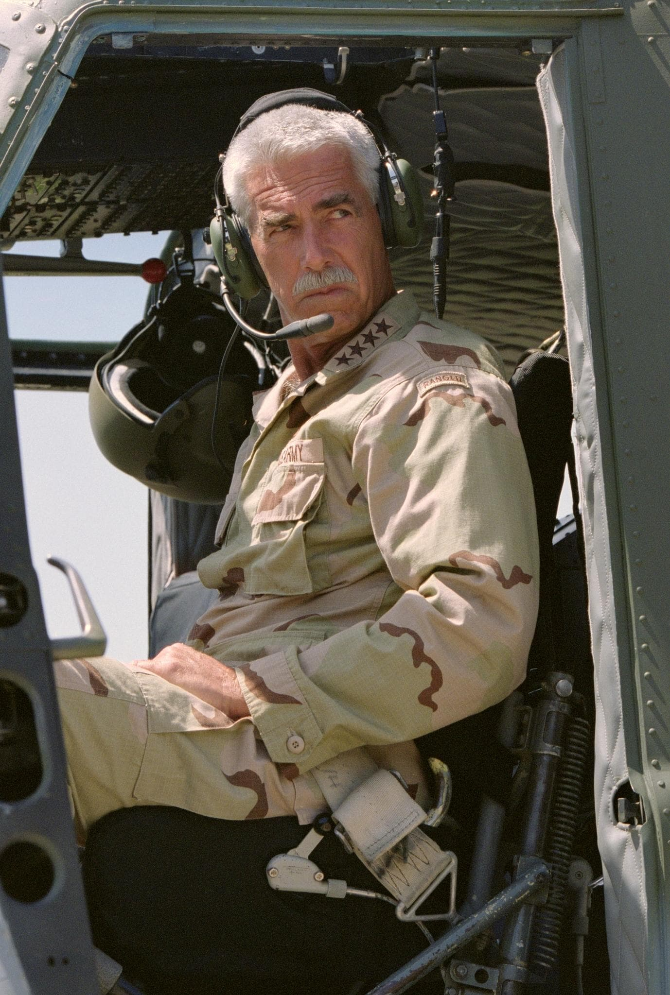 Sam Elliott High