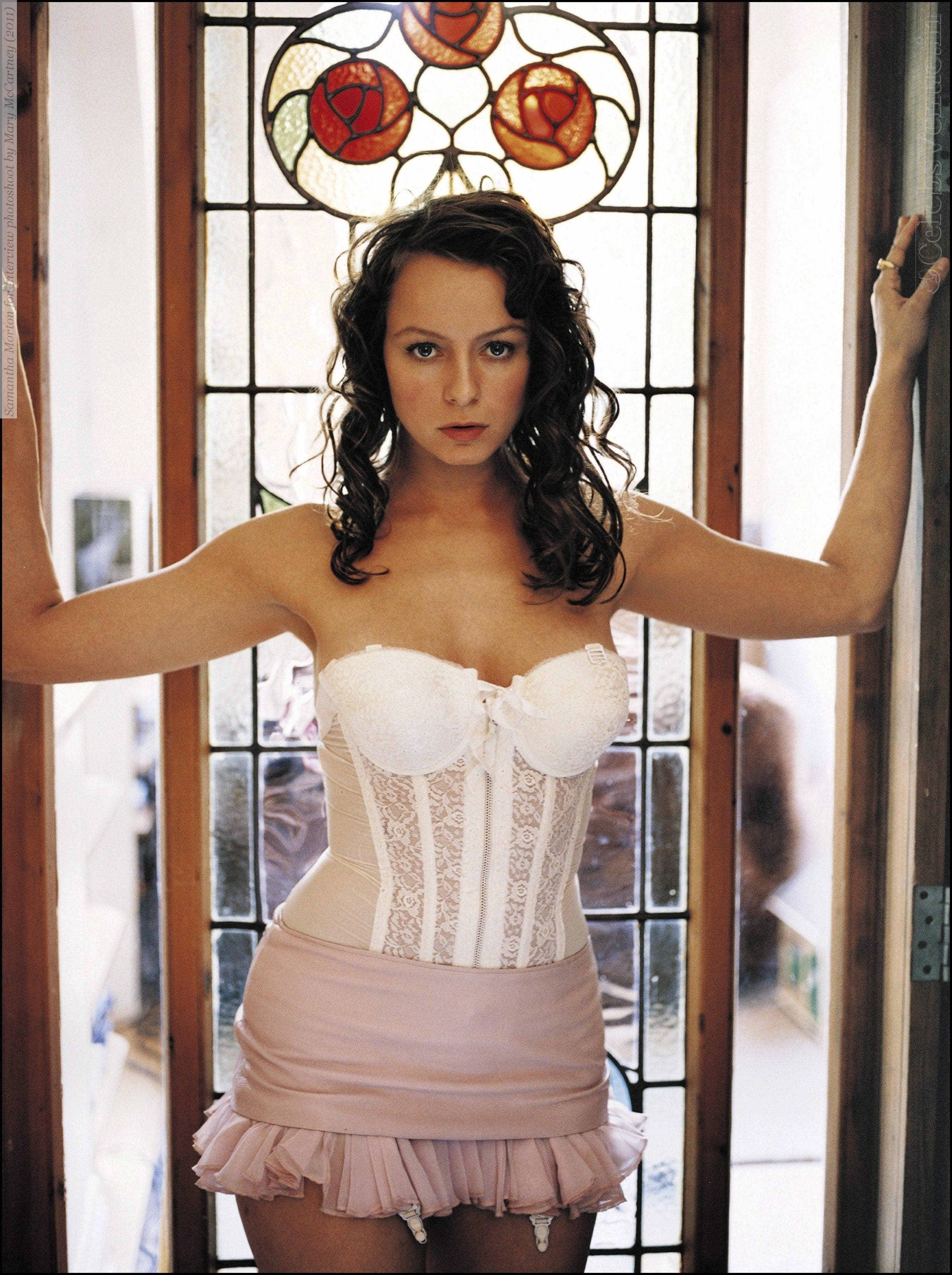 Samantha Morton High