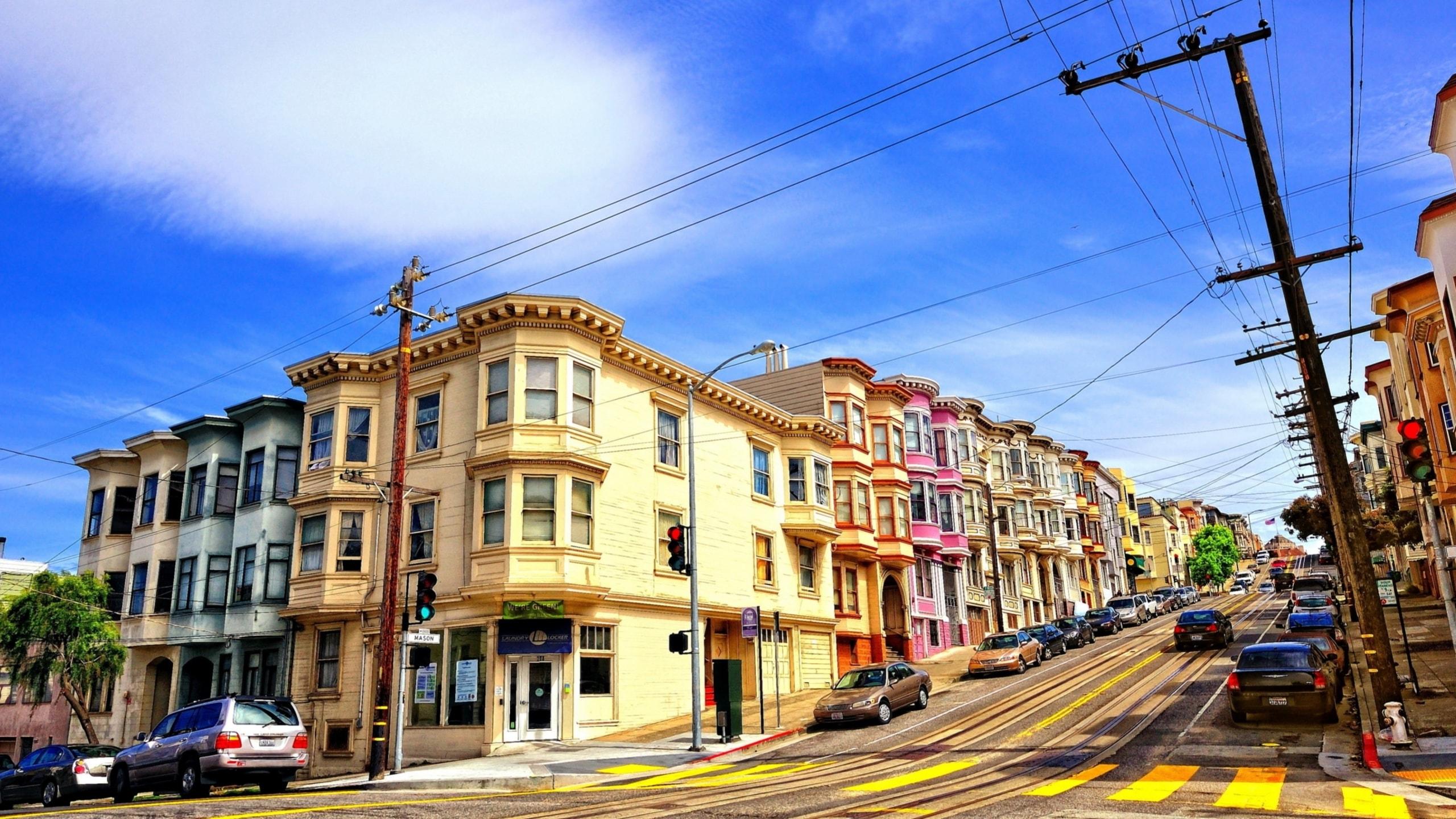 San Francisco free wallpaper