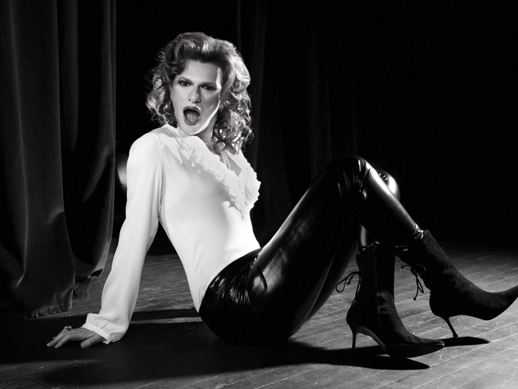 Sandra Bernhard High