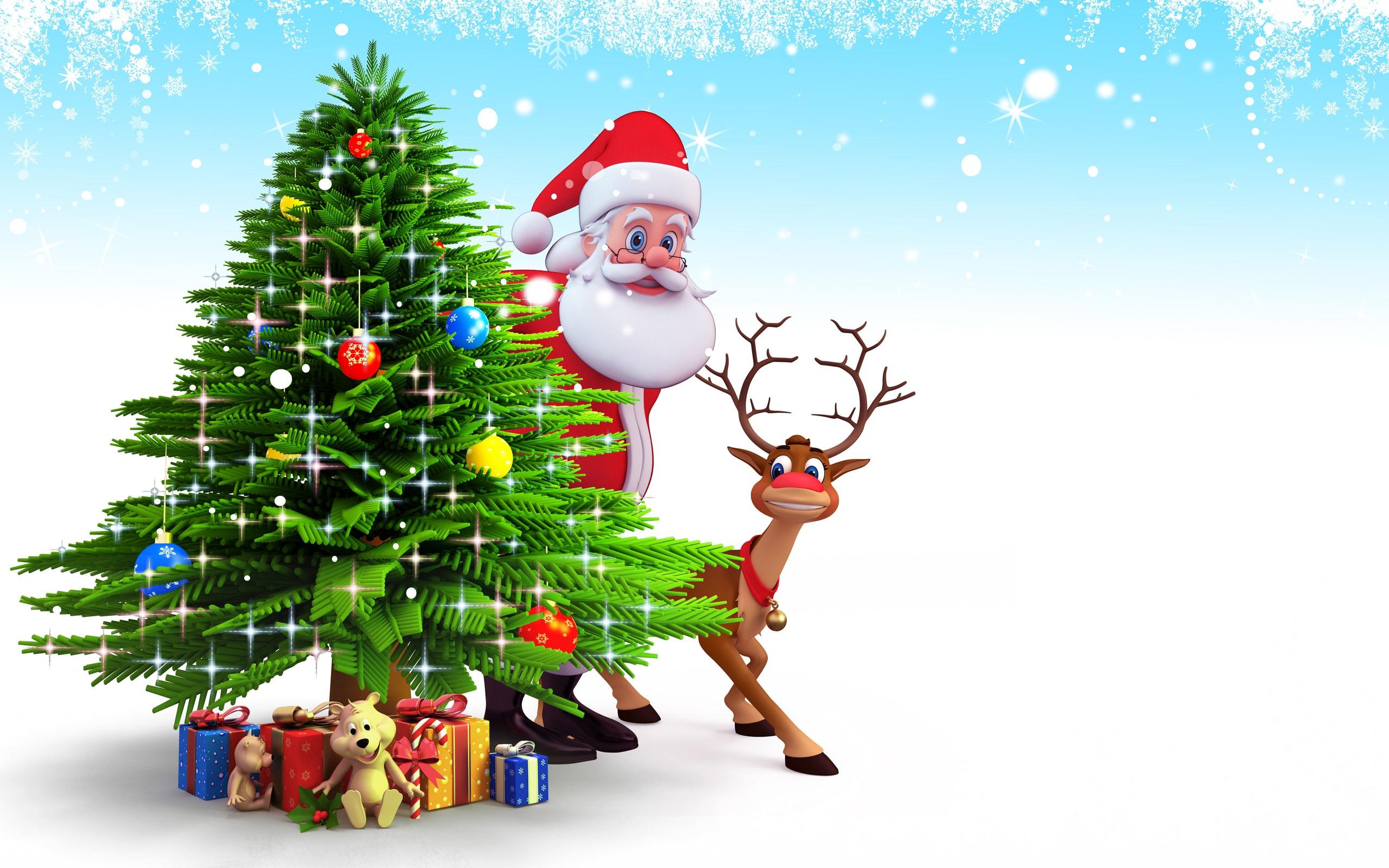 Santa Claus High