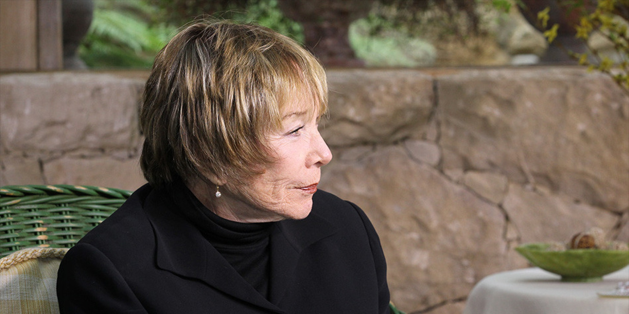 Shirley MacLaine High