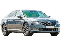 Skoda Superb 3 High