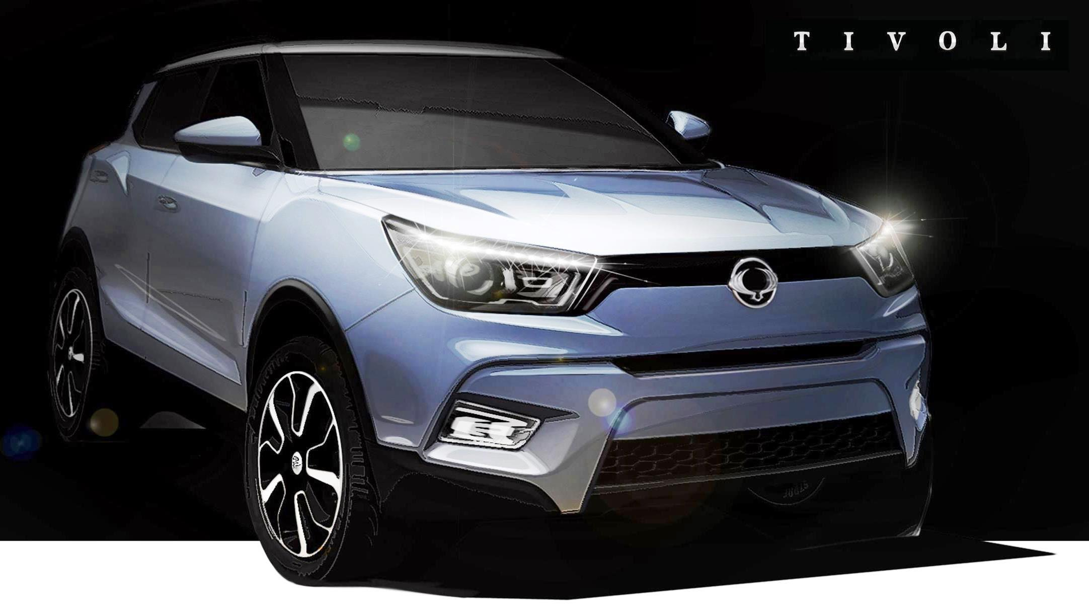SsangYong Tivoli High
