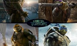 Teenage Mutant Ninja Turtles High