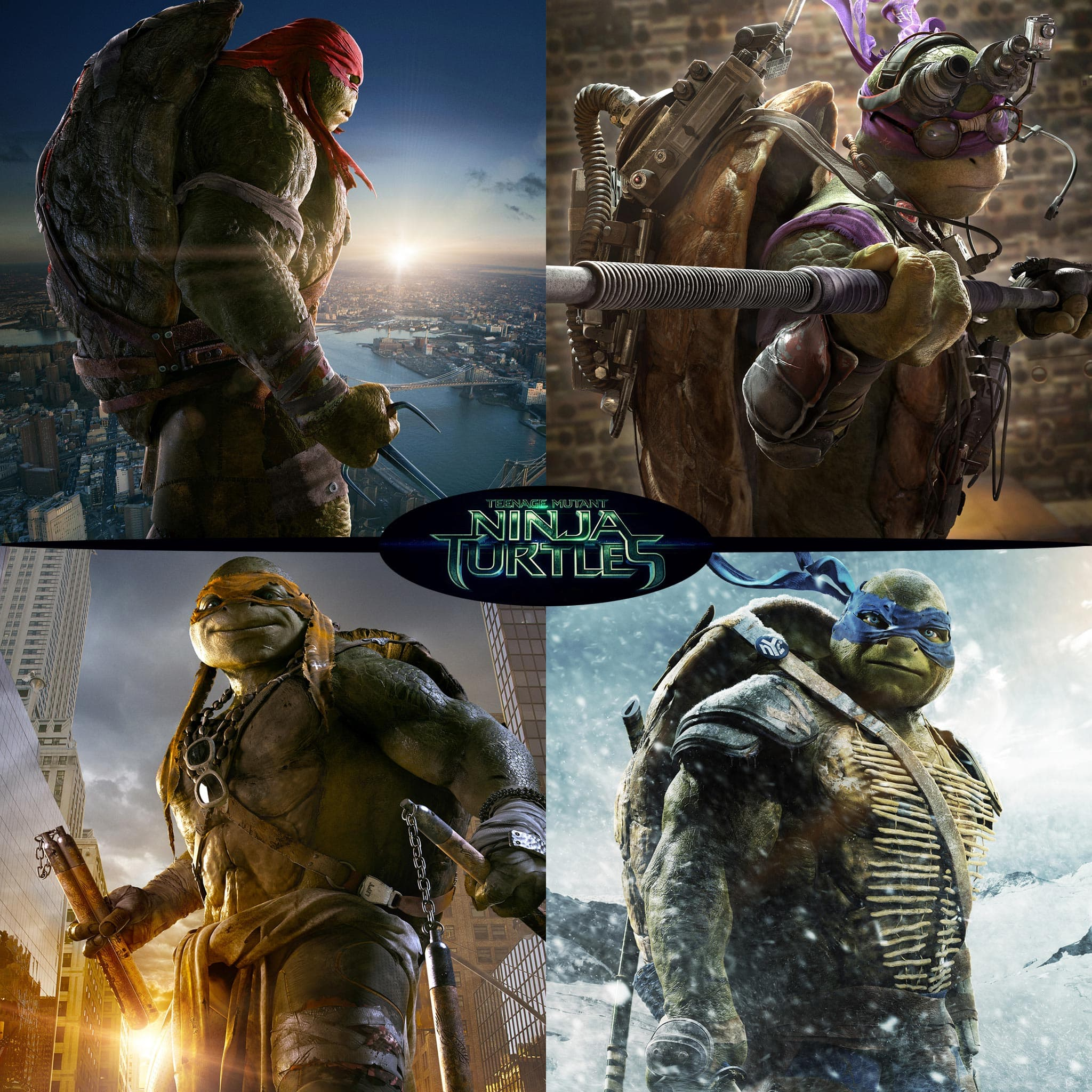 Teenage mutant ninja turtles hd desktop wallpapers 7wallpapers teenage mutant ninja turtles widescreen for desktop teenage mutant ninja turtles high voltagebd Gallery