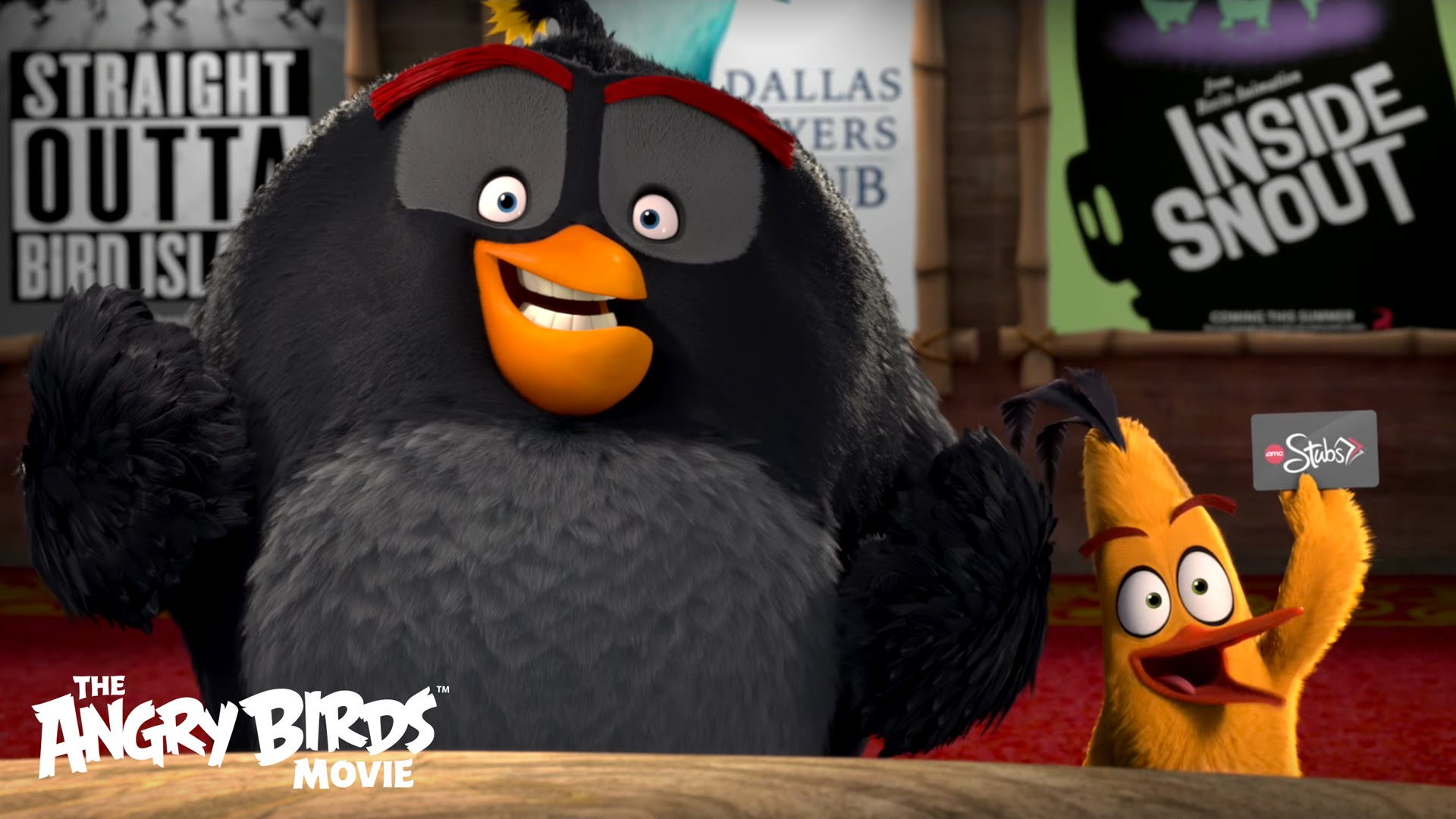 The Angry Birds Movie High