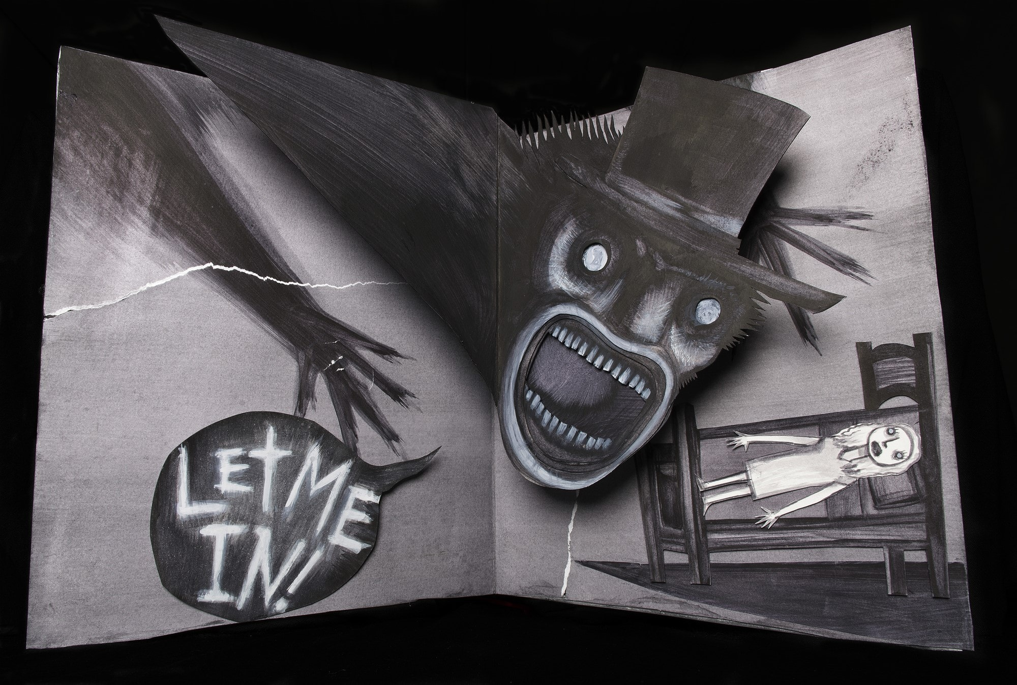 The Babadook High