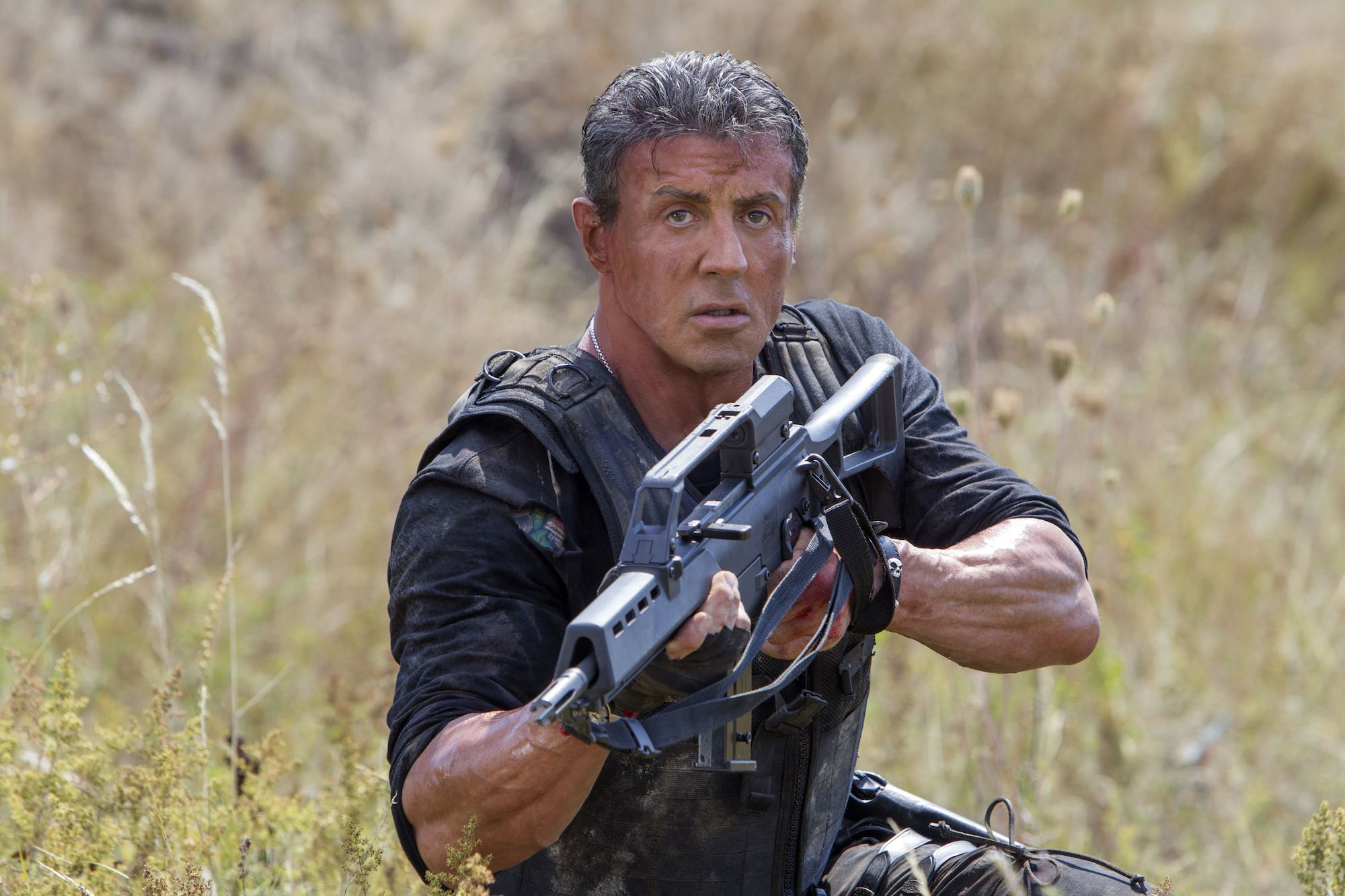 The Expendables 3 High