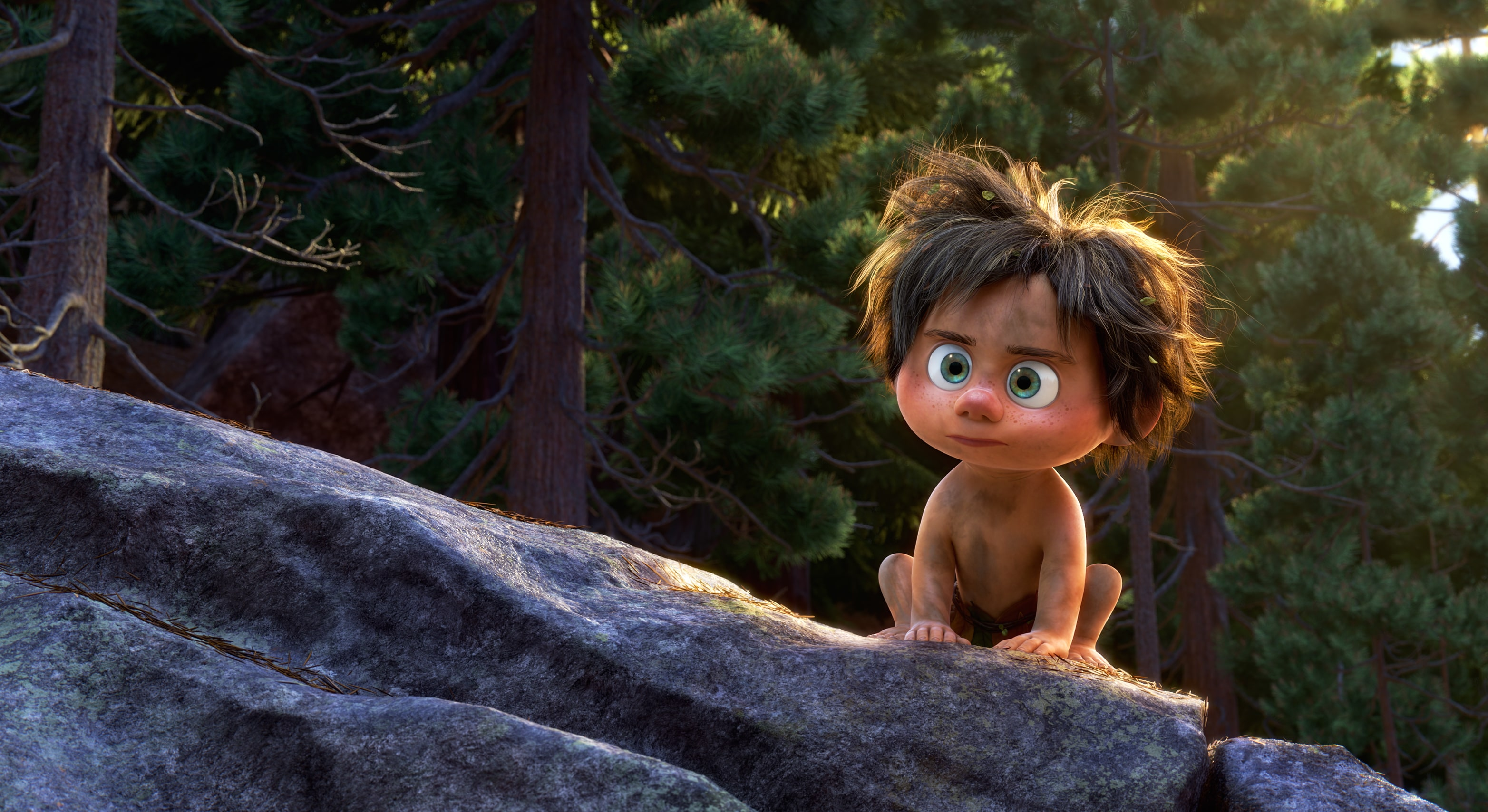 The Good Dinosaur HD