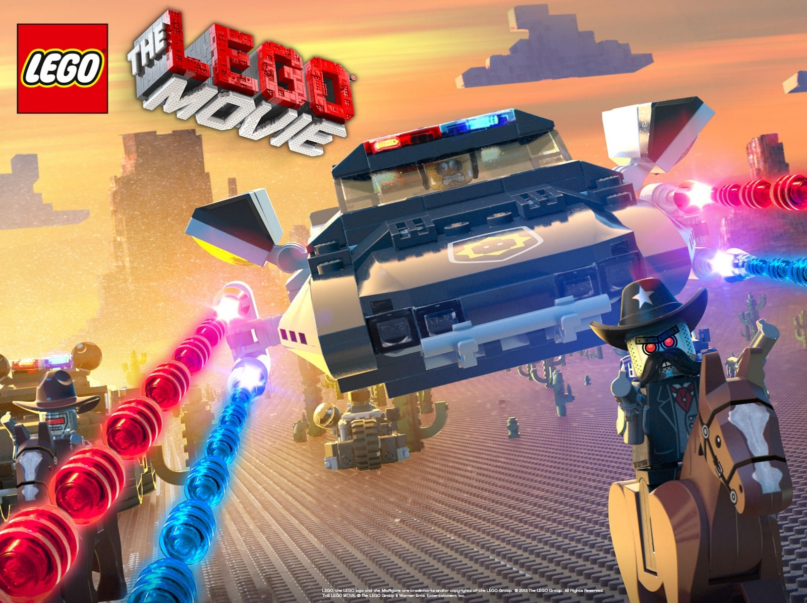 The Lego Movie High