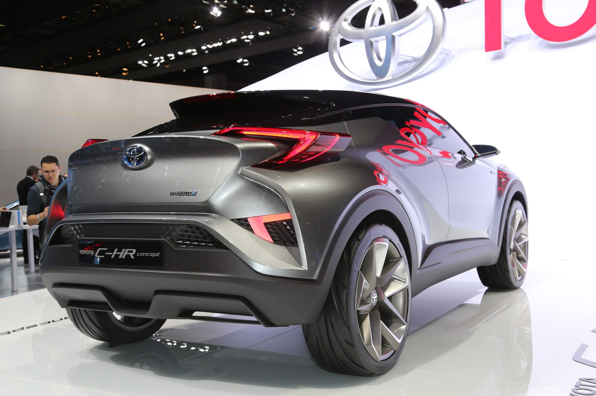 Toyota C-HR High
