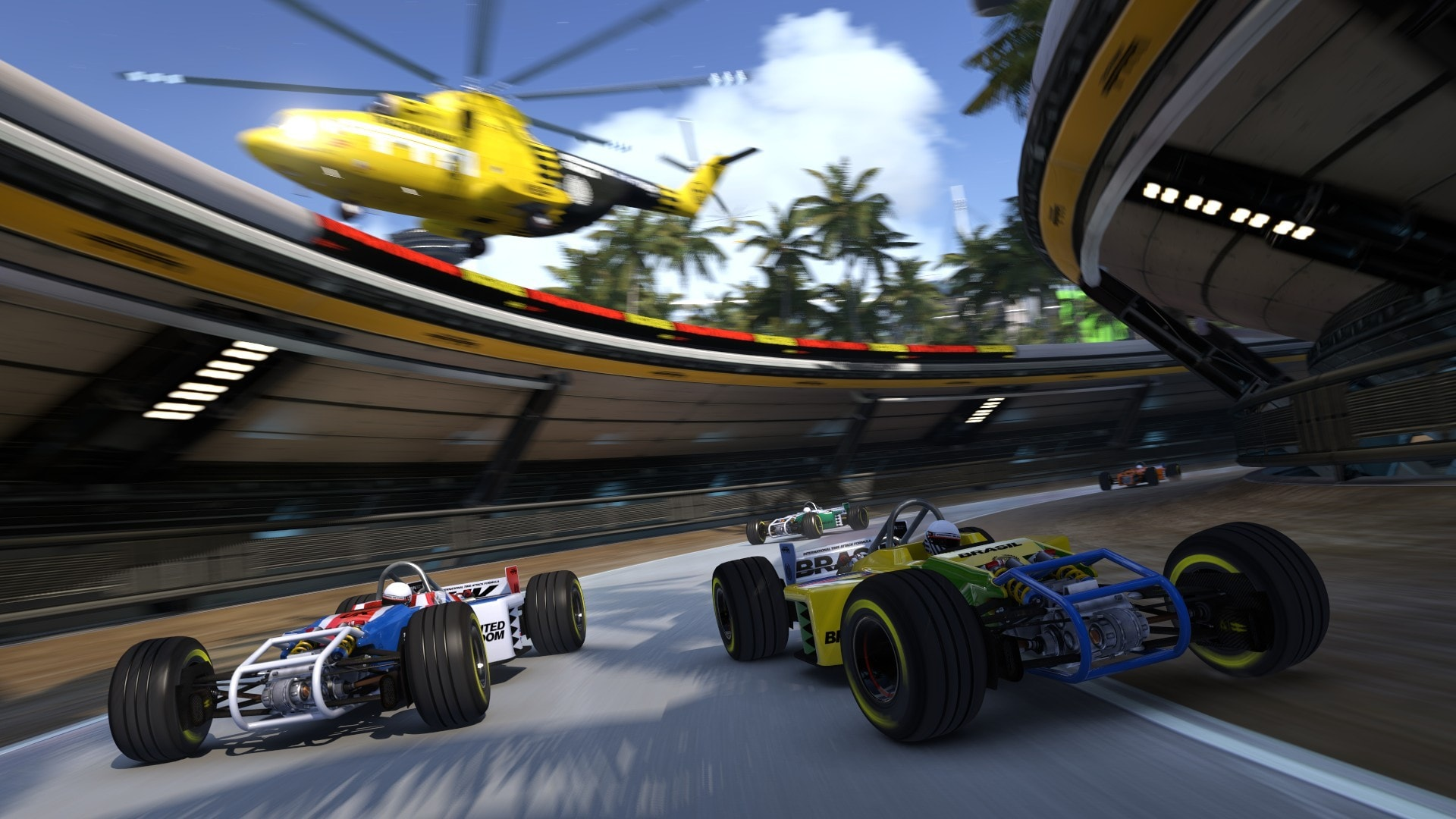 Trackmania Turbo High