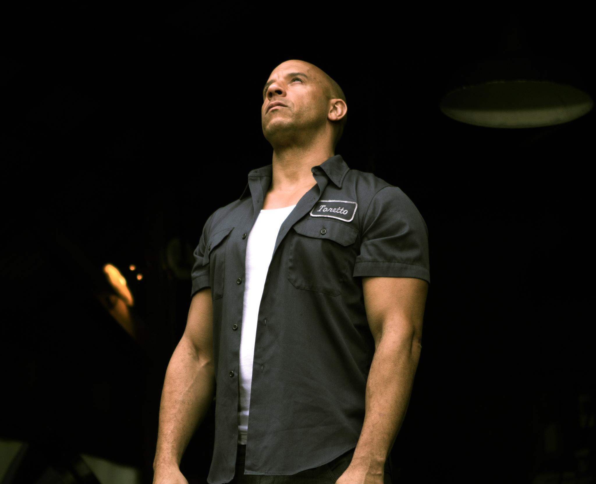 Vin Diesel High