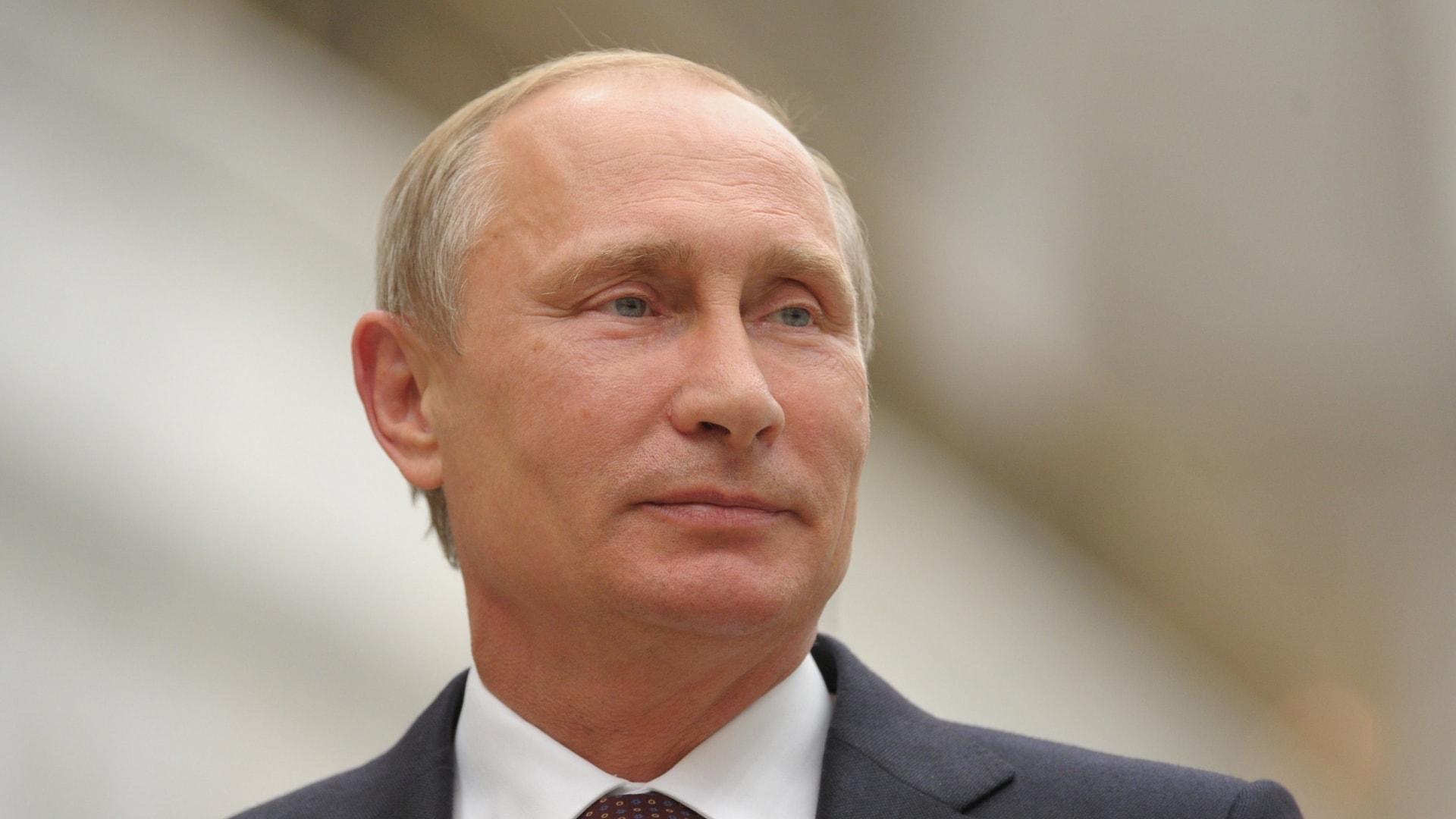 Vladimir Putin High