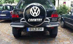 Volkswagen Golf Country High