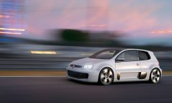 Volkswagen Golf GTI W12-650 Concept Widescreen for desktop