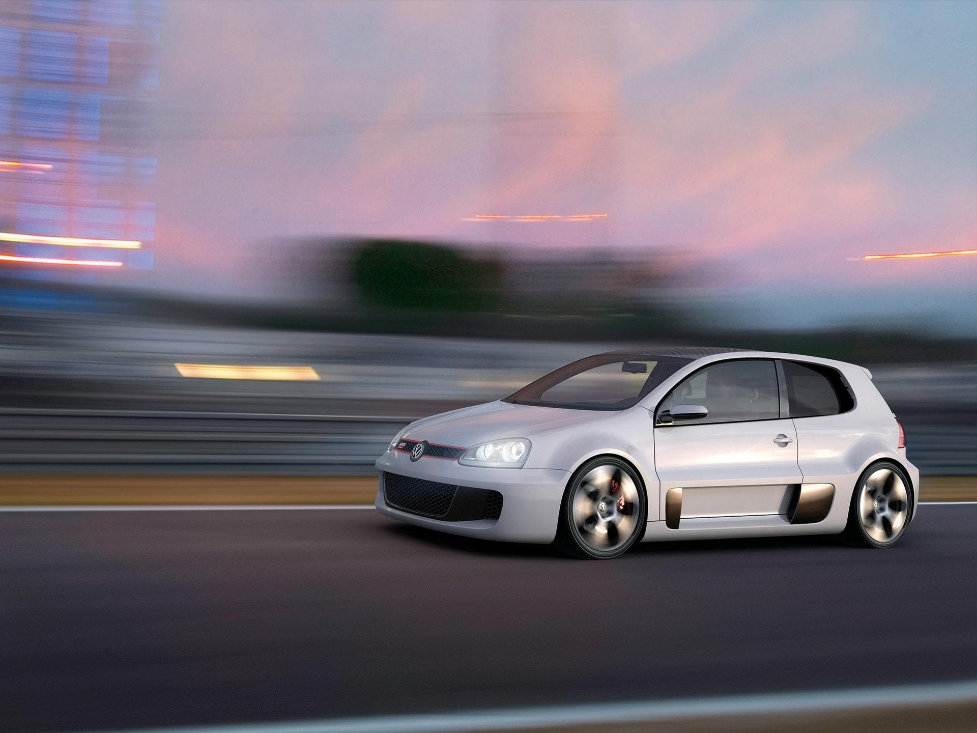 Volkswagen Golf GTI W12-650 Concept Widescreen for desktop