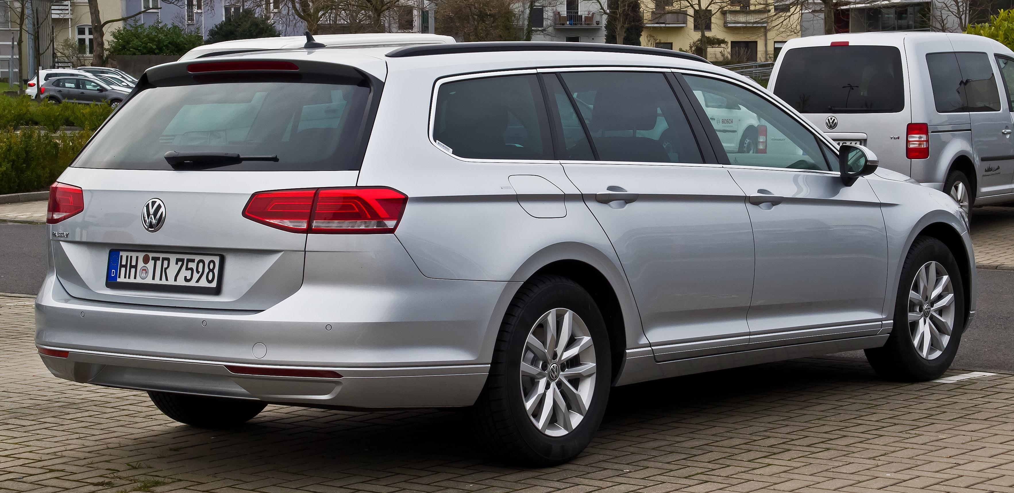 Volkswagen Passat B8 Alltrack High