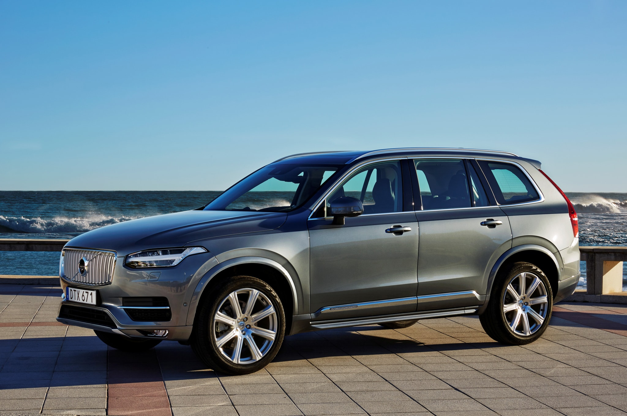 Volvo XC90 II High