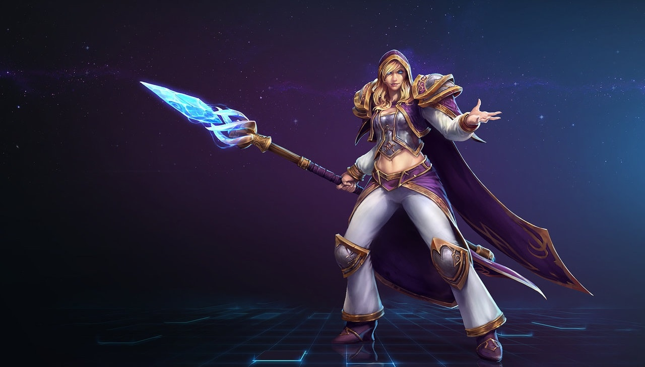 WOW: Jaina Proudmoore High