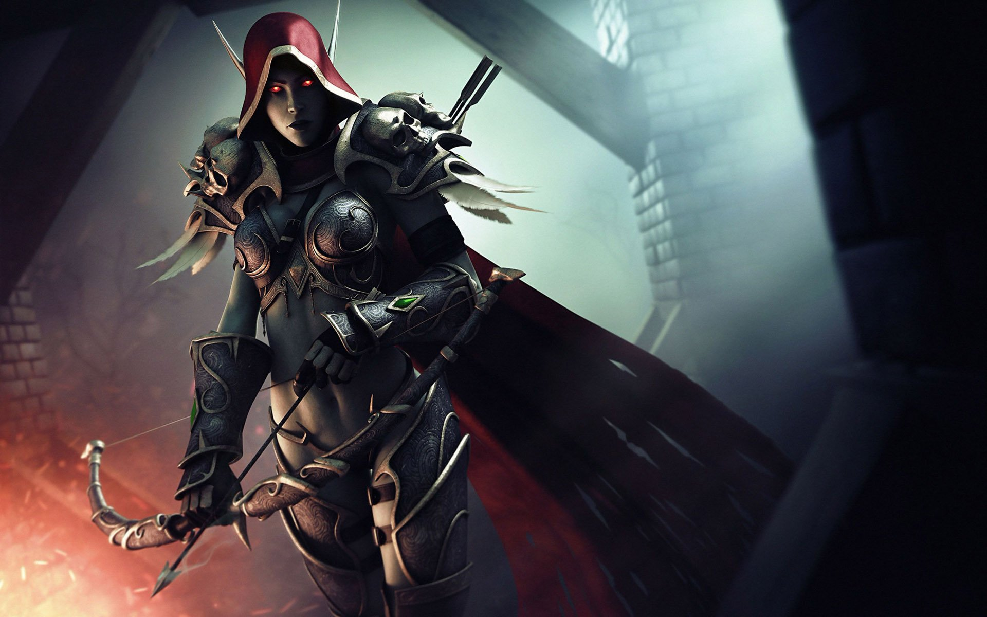 WOW: Sylvanas Windrunner High