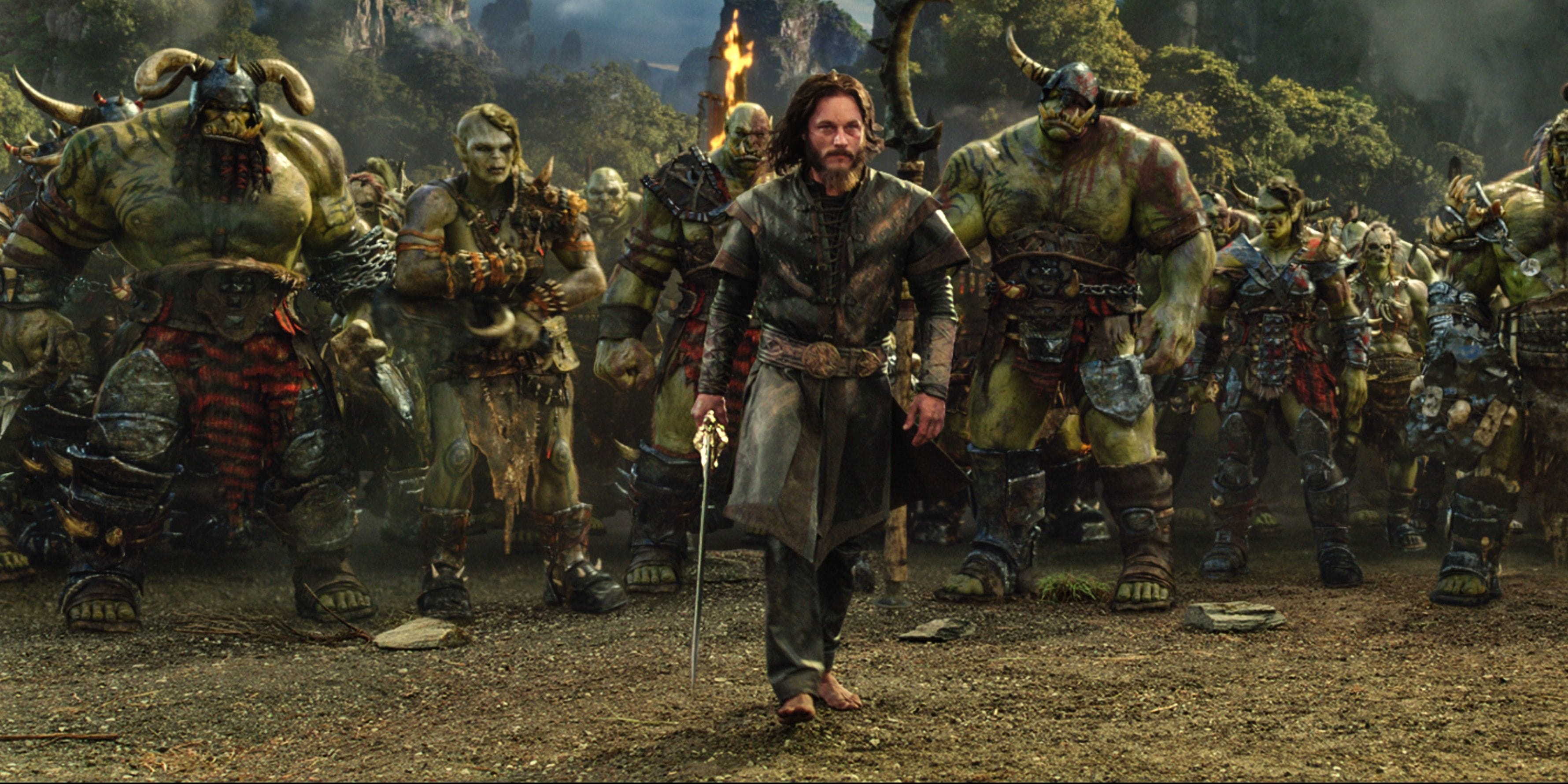 Warcraft High
