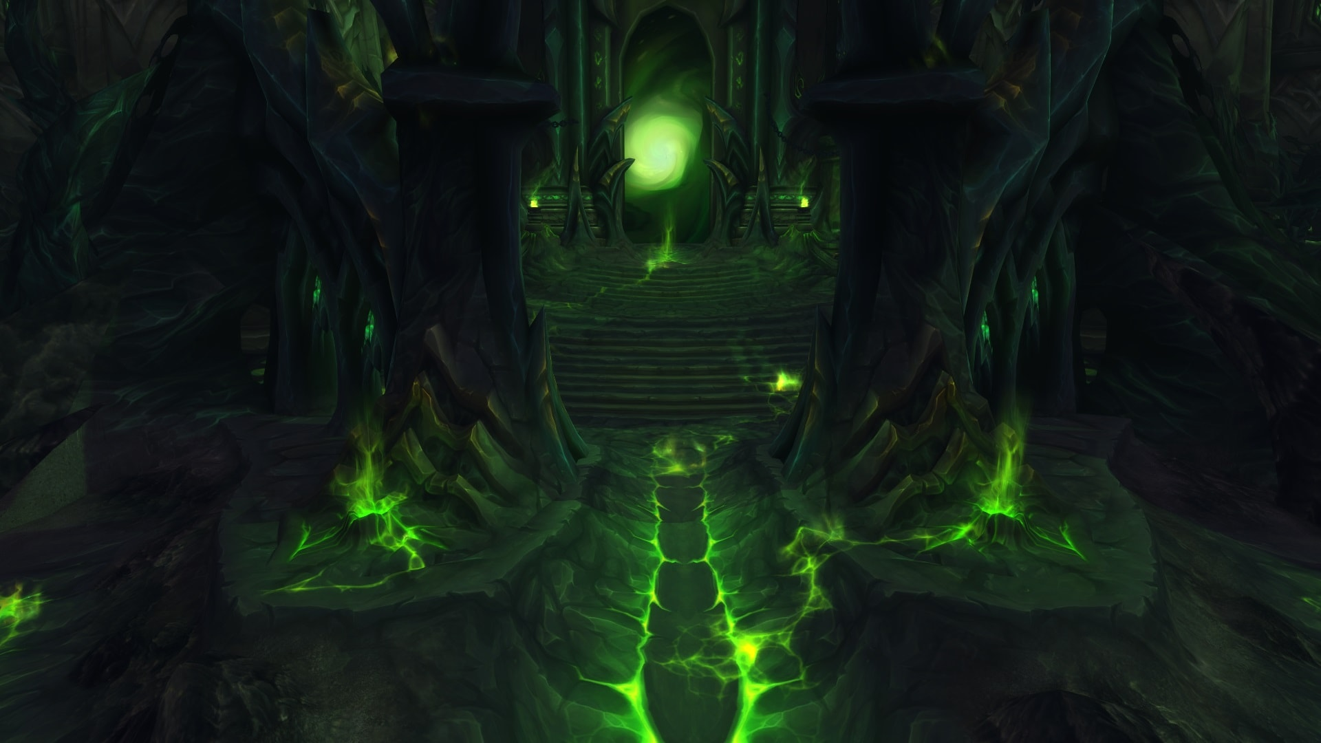 World of Warcraft: Legion High