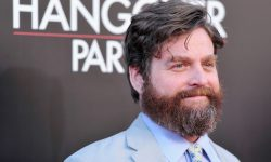 Zach Galifianakis High