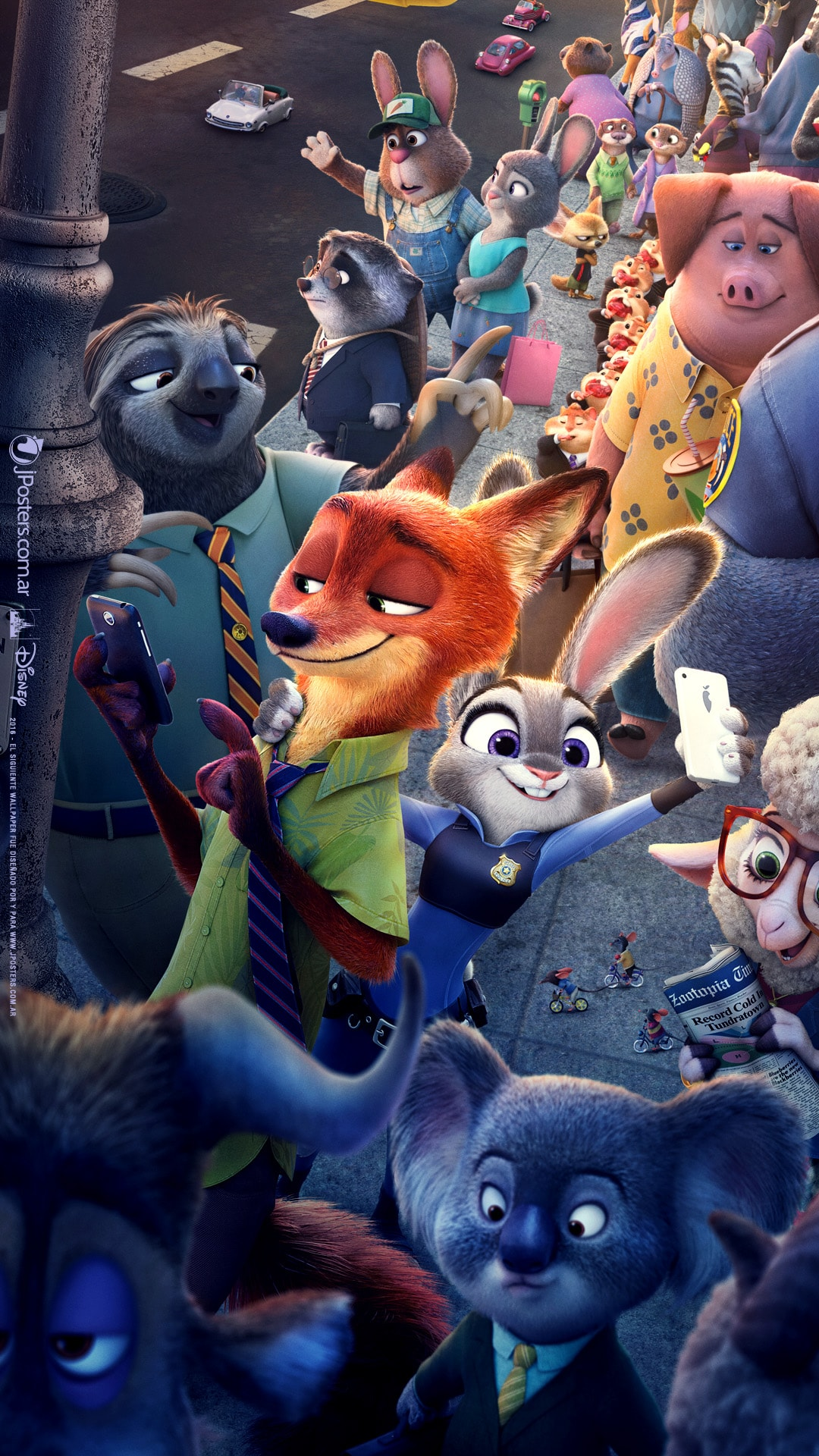 Zootopia for mobile