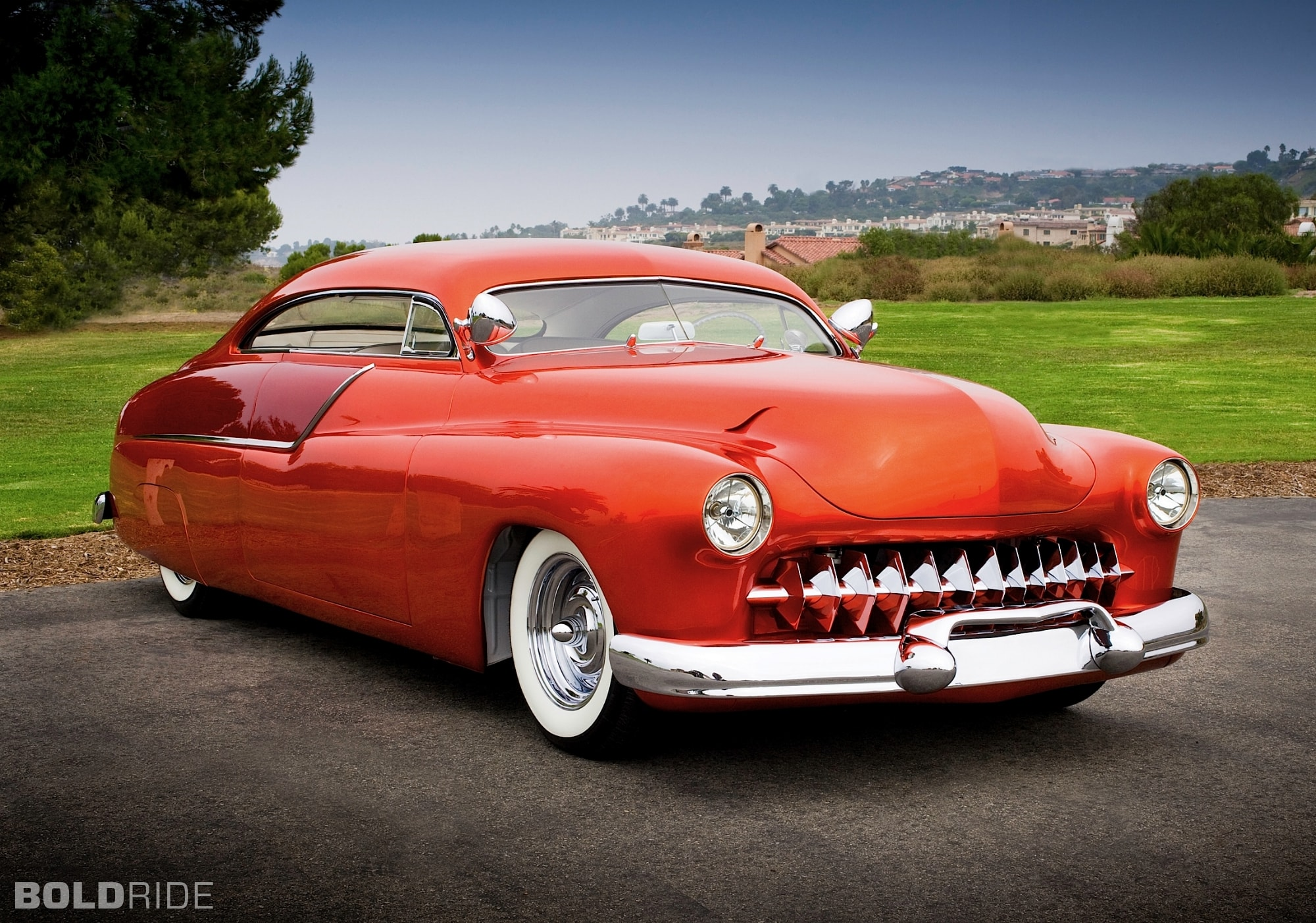 1950 Mercury HD