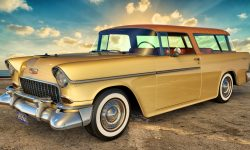 1955 Chevrolet Nomad HD