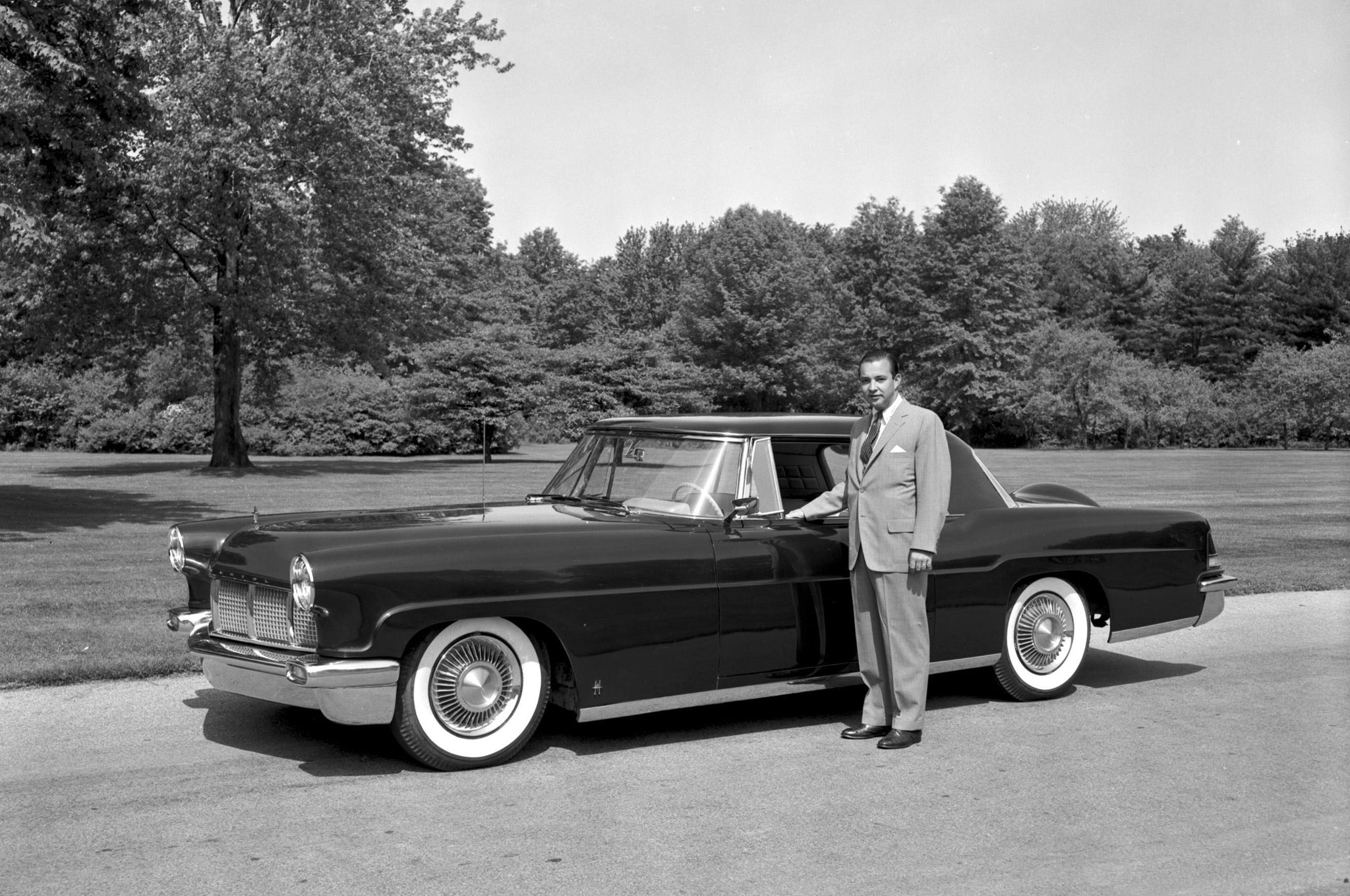 1956 Lincoln Mark II HD