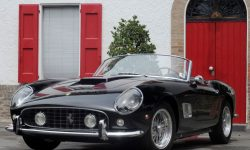 1961 Ferrari 250 GT California High