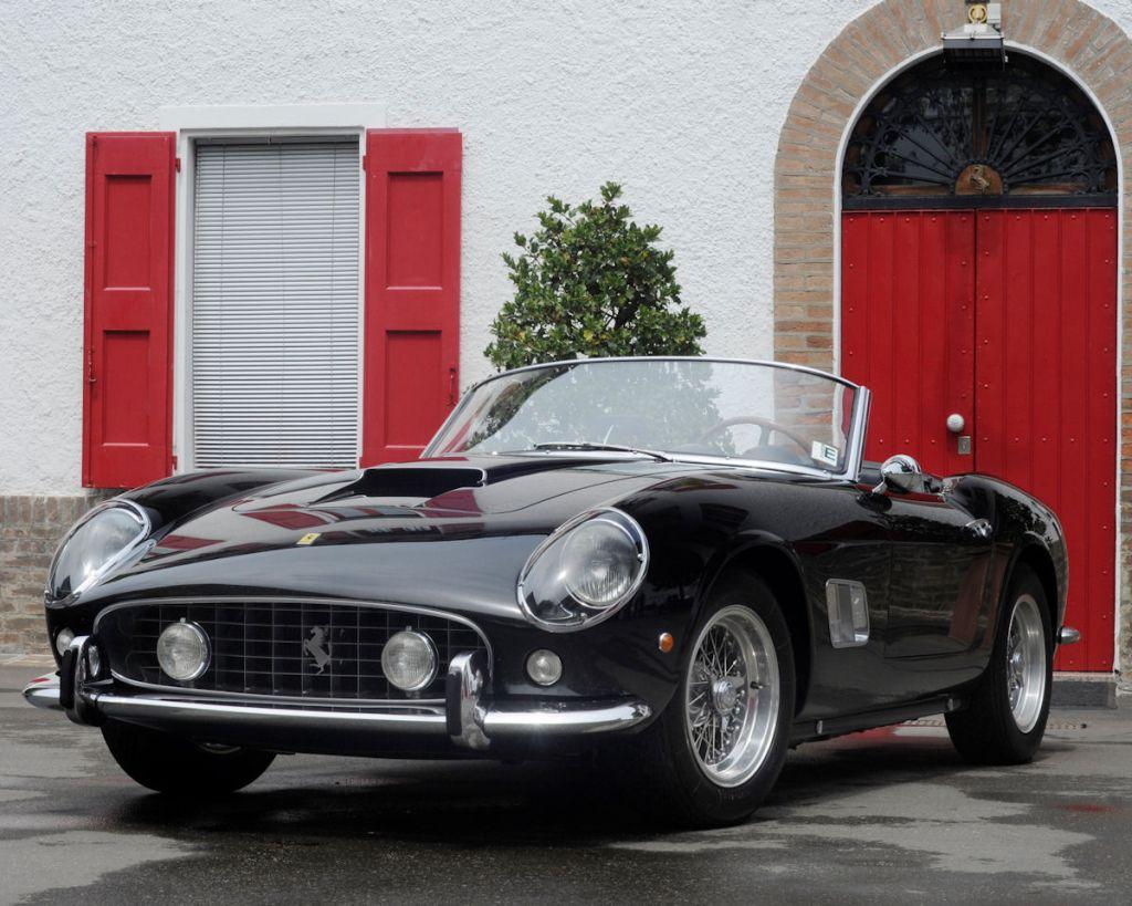 1961 Ferrari 250 GT California High