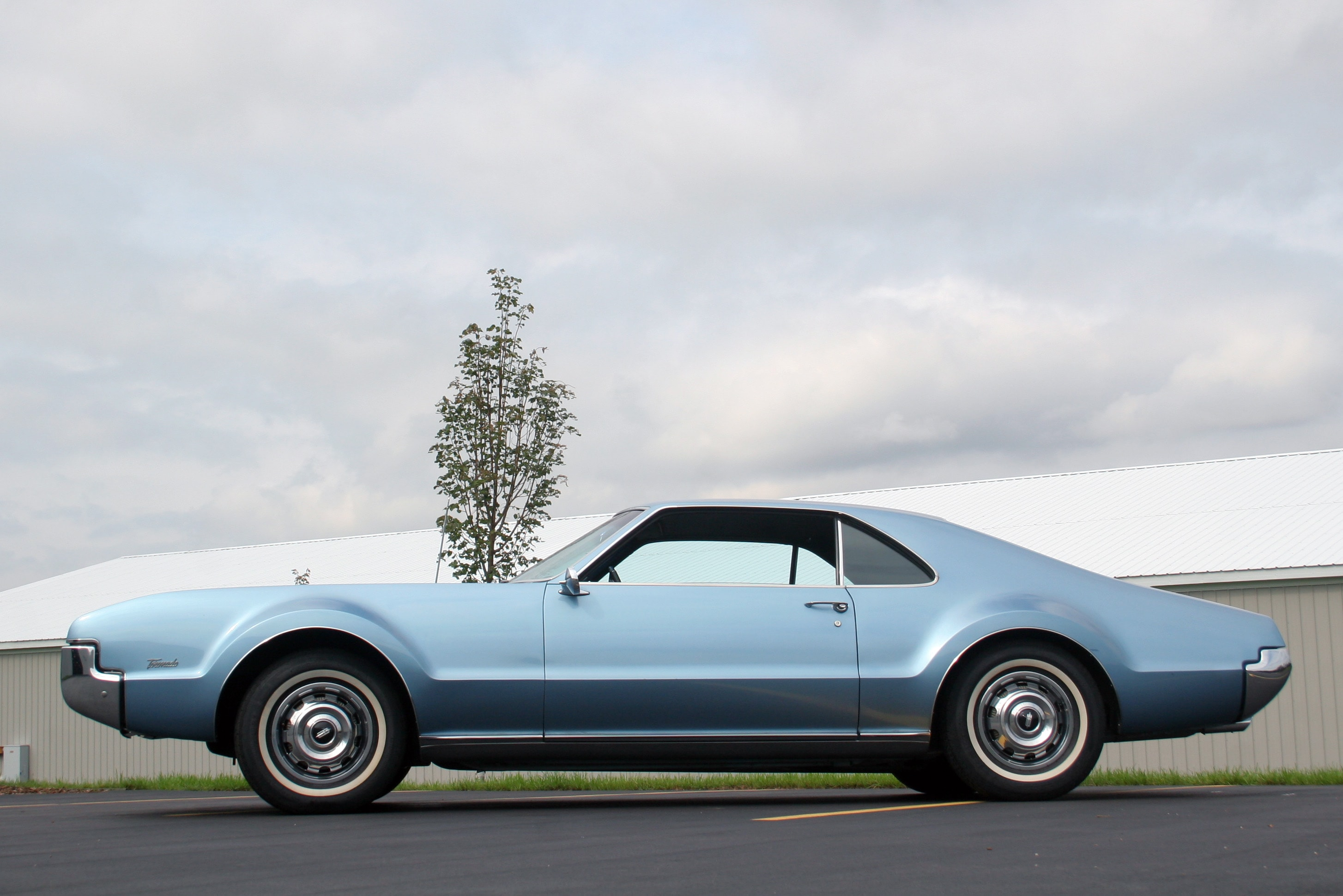 1966 Oldsmobile Toronado HD
