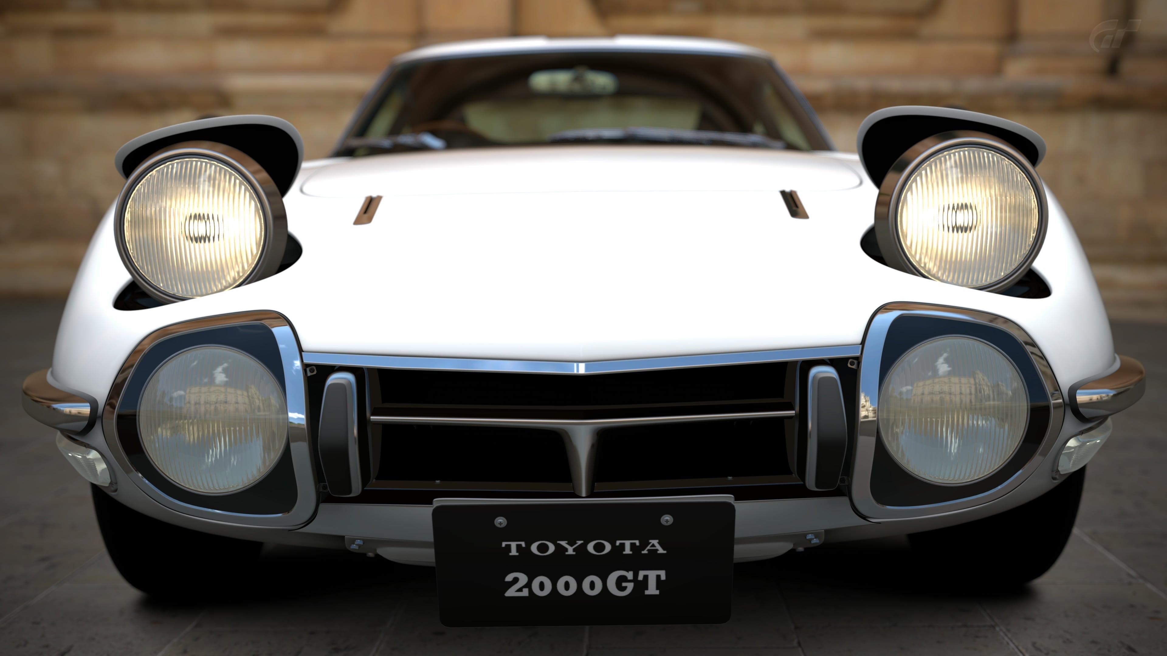 1967 Toyota 2000GT HD