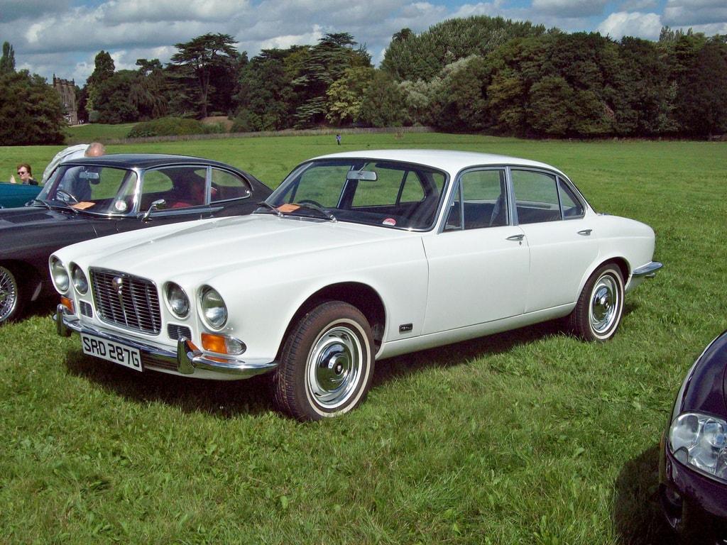 1968 Jaguar XJ6 HD