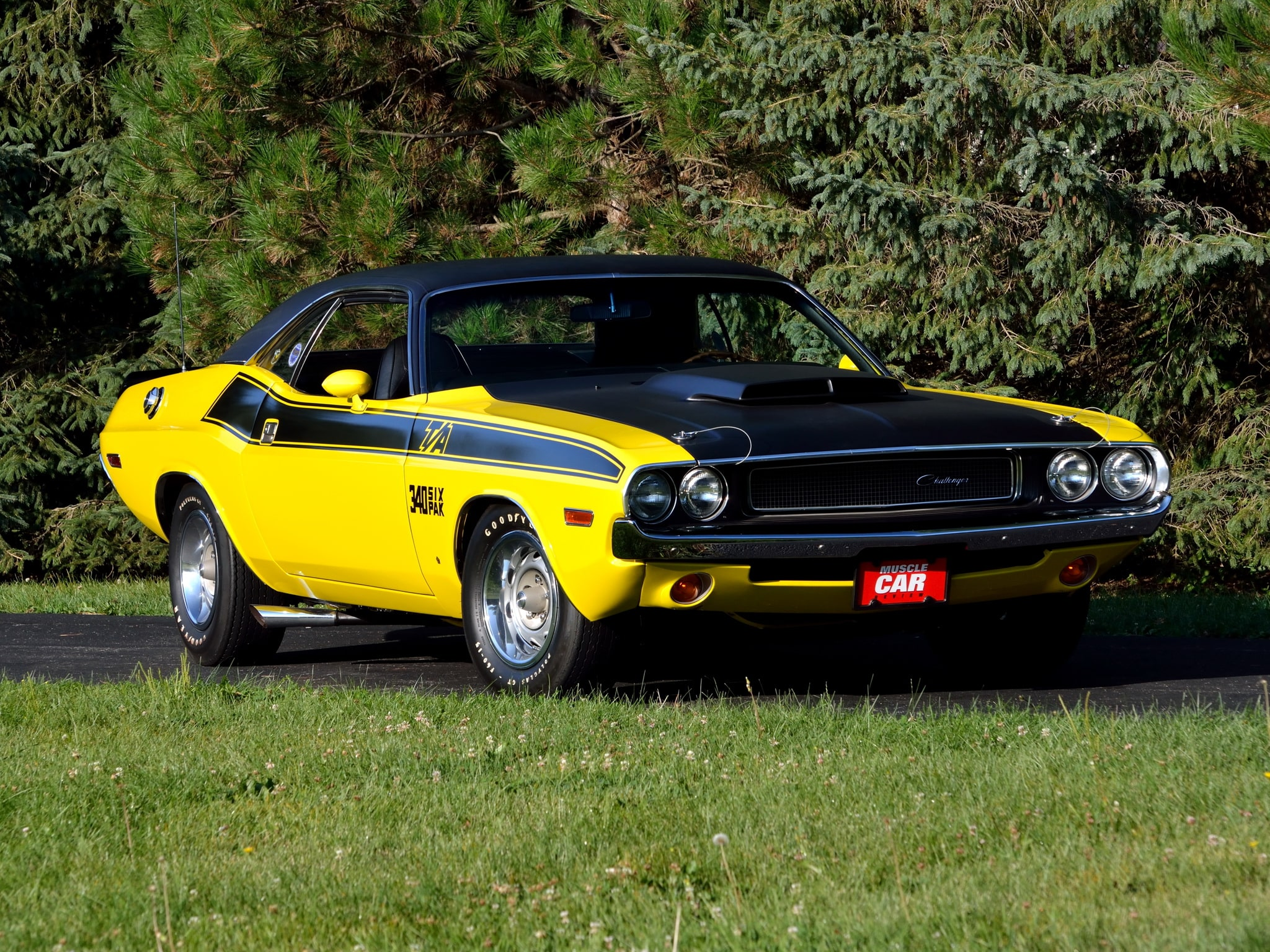 1970 Dodge Challenger T/A HD