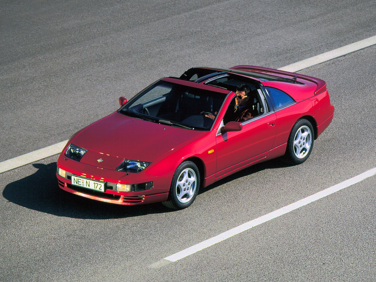 1990 Nissan 300ZX Twin Turbo HD