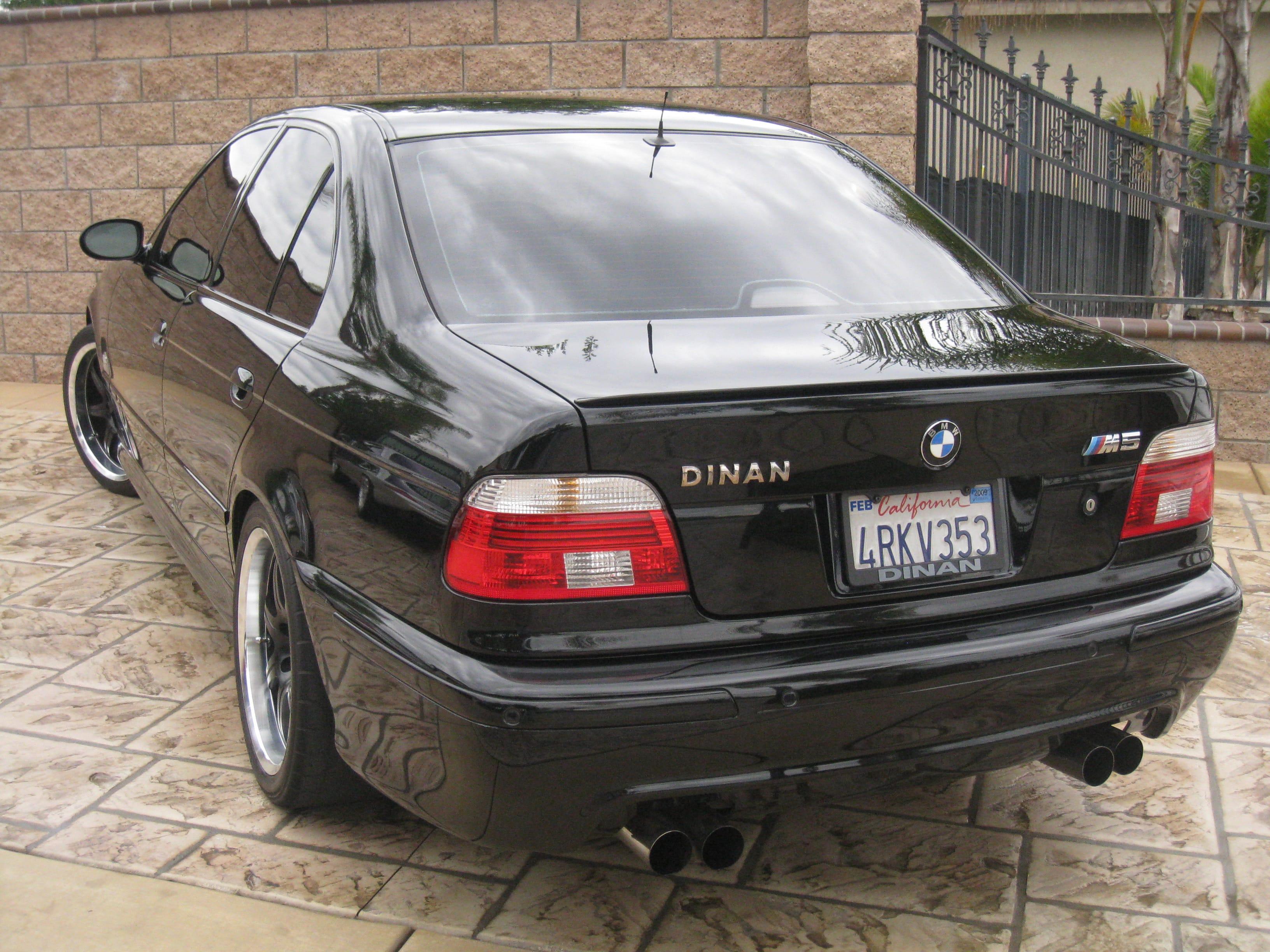 1999 BMW M5 HD